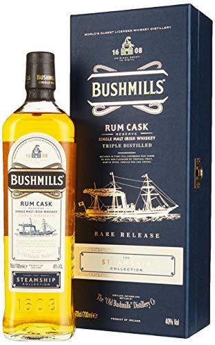 Bushmills Steamship Collection Rum Cask Reserve Triple Distilled Rare Release -GB- Single Malt Whisky (1 x 0.7 l)