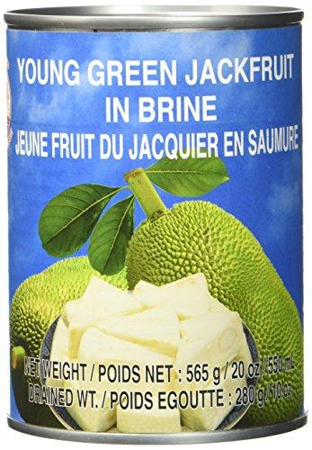 Cock Jackfruit in Salzwasser (1 x 565 g Packung)