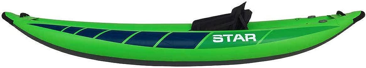 Star Raven I Inflatable Kayak-Lime