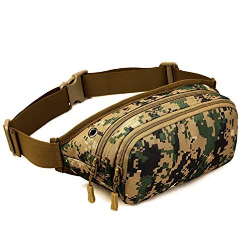 Tding Outdoor Sport Bag Petto Borsa Casual Tasche Uomo Sport all'aperto Escursionismo Marsupio Impermeabile Zaino, Uomo, H04, Taglia Unica