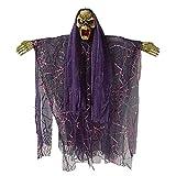 THEE Decoración Colgante para Halloween Adornos Brujas