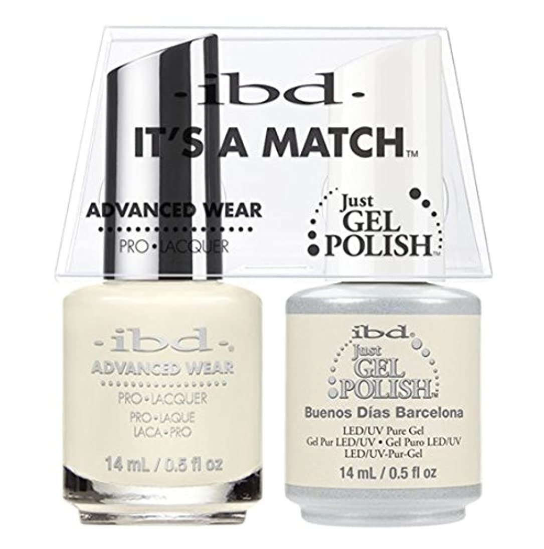 ホームチャート野心ibd - It's A Match -Duo Pack- Destination Collection - Buenos Dias Barcelona - 14 mL / 0.5 oz Each