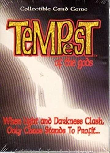 Tempest of the Gods Collectible Card Game Starter Deck by Tempest of the Gods