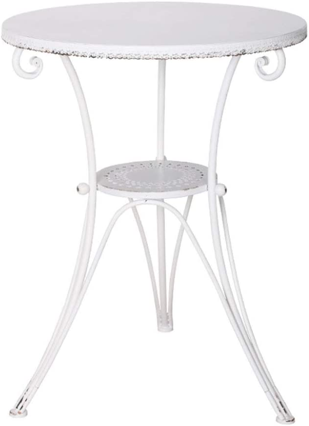 LOMJK End Table Coffee Wrought Bed Small Simple Iron Max 76% Spring new work OFF