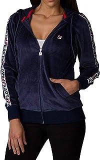 Fila Marybeth Women Velour Jacket