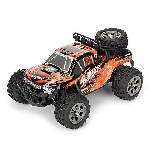 S2F5 Control Remoto camión 4WD Recargables Vehículos RC Coche de Alta Velocidad Off-Road 01:18 Vehículo eléctrico Escala de 2,4 GHz Car Racing Buggy Vehículo de Juguete for Adultos y niños