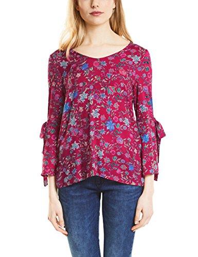 Street One dames shirt met lange mouwen 312034