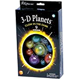 University Games Varios Kit de Planetas de Caja de 3D