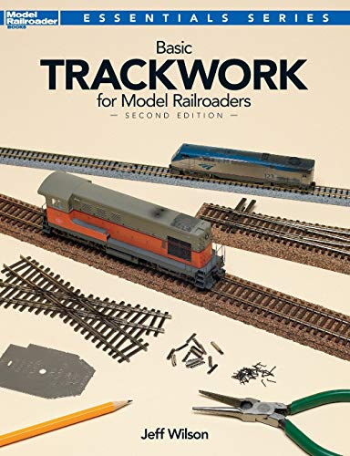 Compare Textbook Prices for Basic Trackwork for Model Railroaders, Second Edition Essentials Second Edition ISBN 9780890249383 by Jeff Wilson