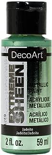 DecoArt 2 Ounce, Jadeite Extreme Sheen Paint, 2 oz