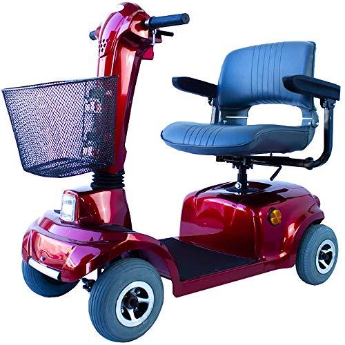 Mobiclinic, Piscis, Scooter eléctrico personas con movilidad reducida, adultos, minusválidos, discapacitados, 4...