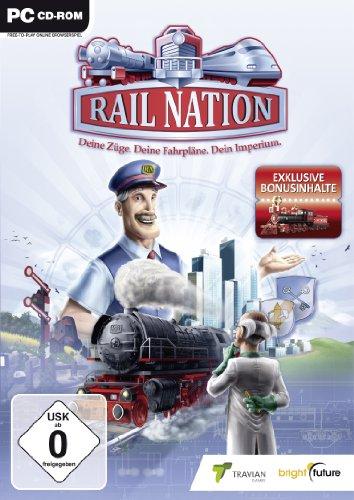 Rail Nation - [PC]