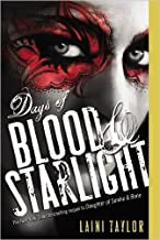 Days of Blood & Starlight (Daughter of Smoke and Bone) (Paperback) - Common