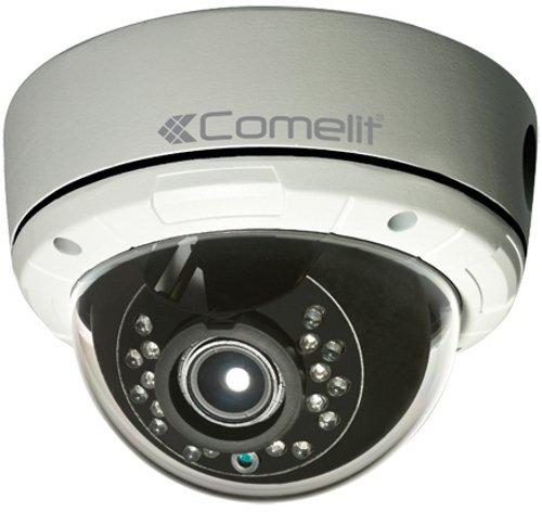 Comelit IPCAM168A Minidome Full HD IP-camera 2.8-12 mm, IR 15 m, IP66
