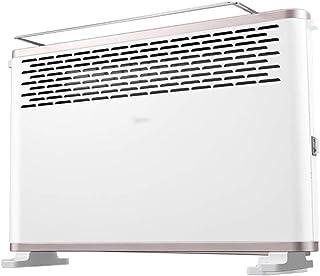 Calentador: Ahorro de energía en el hogar, Calentador sin Aceite, Calentador a Prueba de Agua para baño, Blanco, 71x20x53cm