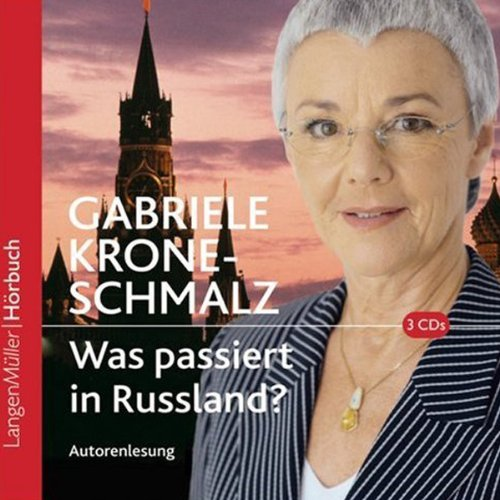 Was passiert in Rußland? audiobook cover art