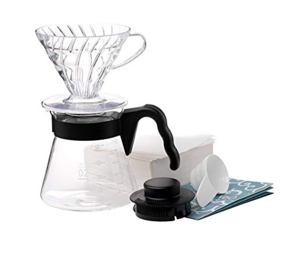 Hario V60 Pour Over Coffee Maker