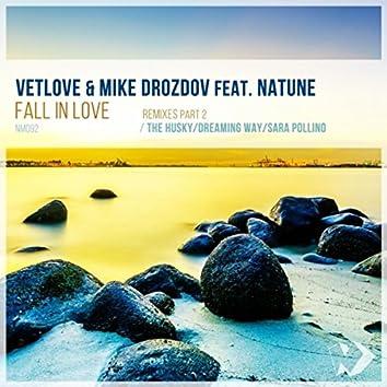 Fall in Love: Remixes, Pt. 2