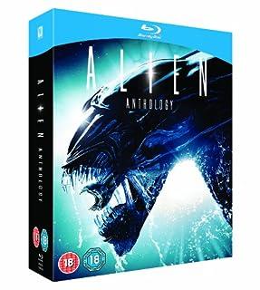 Alien Anthology [Films 1-4] [Blu-ray] [1979] [4 Disc Set] (B006MGB31Q) | Amazon price tracker / tracking, Amazon price history charts, Amazon price watches, Amazon price drop alerts