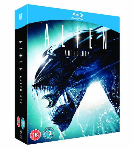 Alien Anthology [Blu-ray] [UK Import]