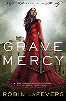 Paperback Grave Mercy Book