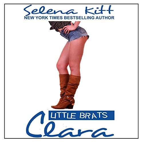 Little Brats: Clara audiobook cover art