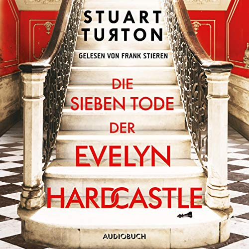 Die sieben Tode der Evelyn Hardcastle audiobook cover art