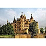 Madeline Scott Display All Germany Schwerin Castle Building