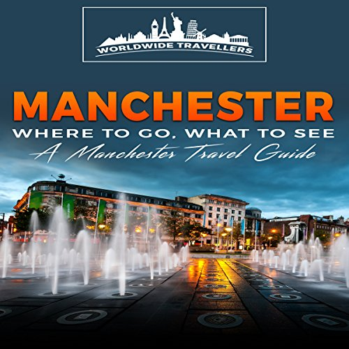 Manchester audiobook cover art
