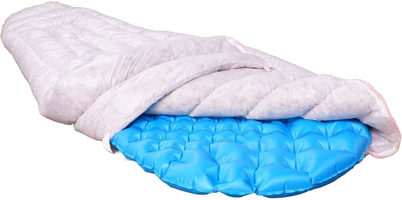 KKSLSVF Schlafsack Ultraleicht Umschlag SchlafsackvoluminsFüllung290g Camping Wandern Outdoor Schlafscke