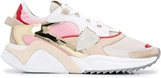 Philippe Model Luxury Fashion Womens EZLDRS01 Pink Sneakers | Spring Summer 20