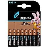 Duracell - Pilas AAA, paquete de 16, Exclusivo de Amazon