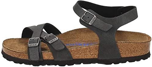 Birkenstock - Women's Sandal Black Leather 026173