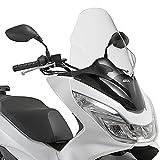 Cúpula Moto Honda PCX 125 14-16 Givi trasparente