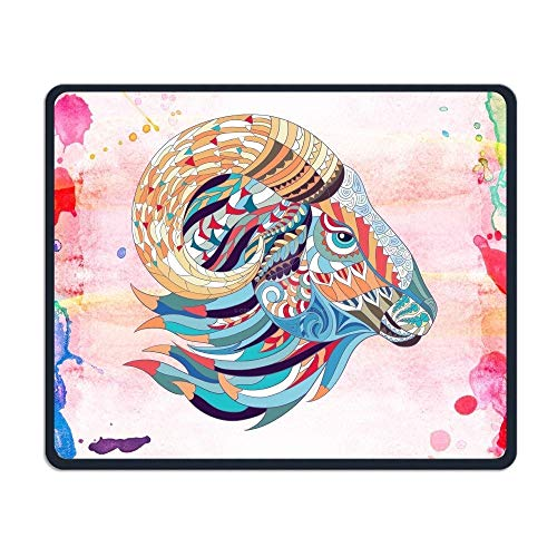 Goat Whipstitch Gaming/Working Super Gran Tamaño Mouse Mat