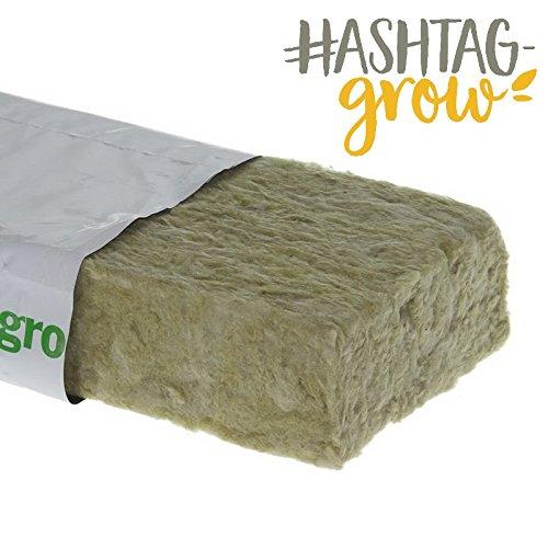 Grodanmatte Vital 100 x 15 x 7,5 cm Steinwolle Steinwollmatte Grow Anzucht