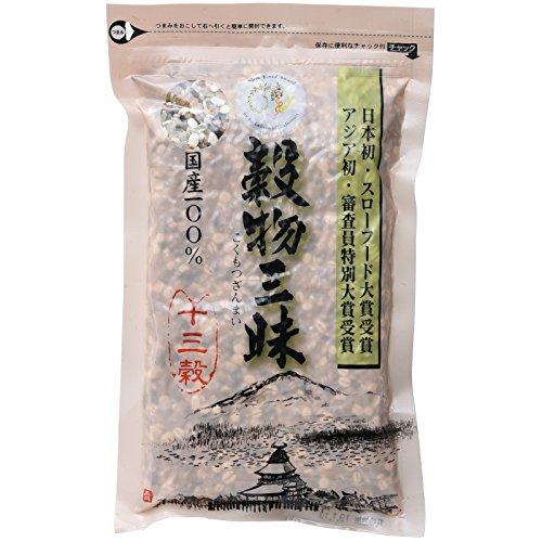 葦農 穀物三昧十三穀 500g