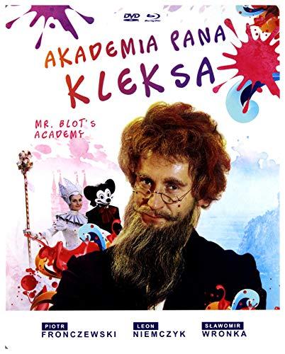 Mister Blot's Academy (Akademia pana Kleksa) (Digitally Restored) (Steelbook) [Blu-ray]