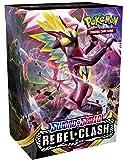 Pokemon TCG Sword & Shield Rebel Clash Build & Battle Box
