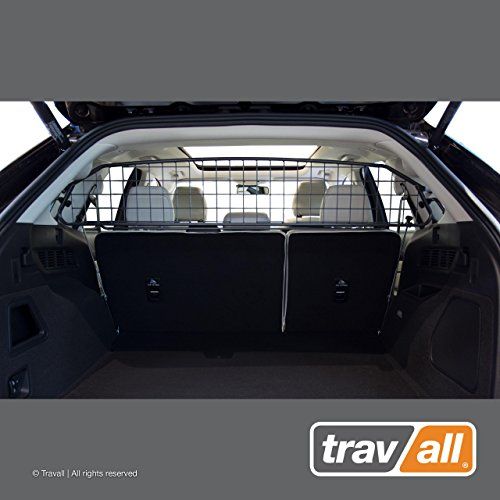 Travall Guard Compatible with Ford Edge (2014-Current) TDG1515 - Rattle-Free Steel Vehicle Specific Pet Barrier