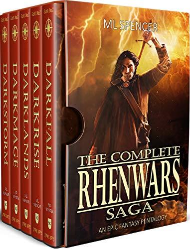 The Complete Rhenwars Saga: An Epic Fantasy Pentalogy (English Edition)