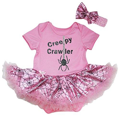 Petitebelle - Body - Bébé (fille) 0 à 24 mois rose rose clair - rose - XL