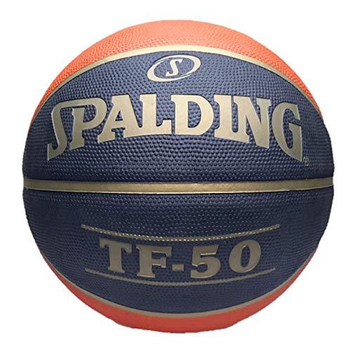Bola Basquete Spalding TF-50 CBB - Borracha, 7