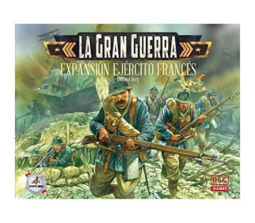 Maldito Games La Gran Guerra: Ejercito Frances - Expansión Juego de Mesa...