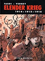 Cover Elender Krieg Band 1