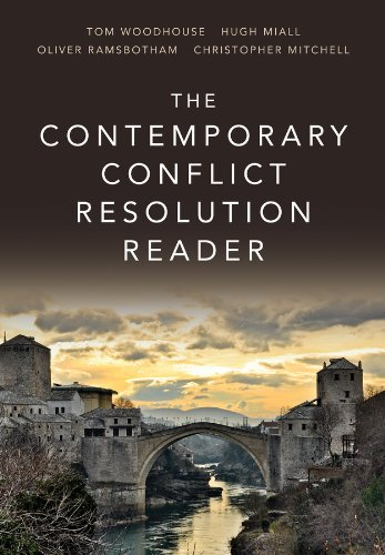 Compare Textbook Prices for The Contemporary Conflict Resolution Reader 1 Edition ISBN 9780745686776 by Miall, Hugh,Woodhouse, Tom,Ramsbotham, Oliver,Mitchell, Christopher