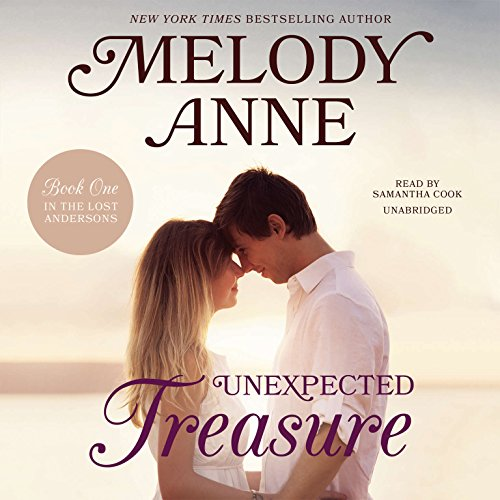 Unexpected Treasure (The Lost Andersons, Band 1)