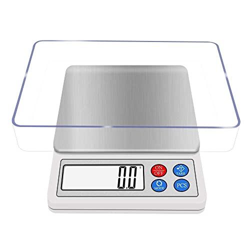 NEXT-SHINE POC-8006 Digital Gram Scale 600g/ 0.01g Portable Use Multi