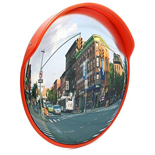 Verkehrsspiegel 45cm Überwachungsspiegel Sicherheitsspiegel Panoramaspiegel Spiegel Outdoor