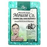 Laboratorium SyS Gesichtsmaske, CO2, Schlamm des Toten Meer, 18 Packungen à 1 x 16 g, insgesamt: 288 g